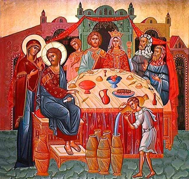 mois de mai,mois de marie,dévotion à la sainte vierge,piété mariale, noces de cana