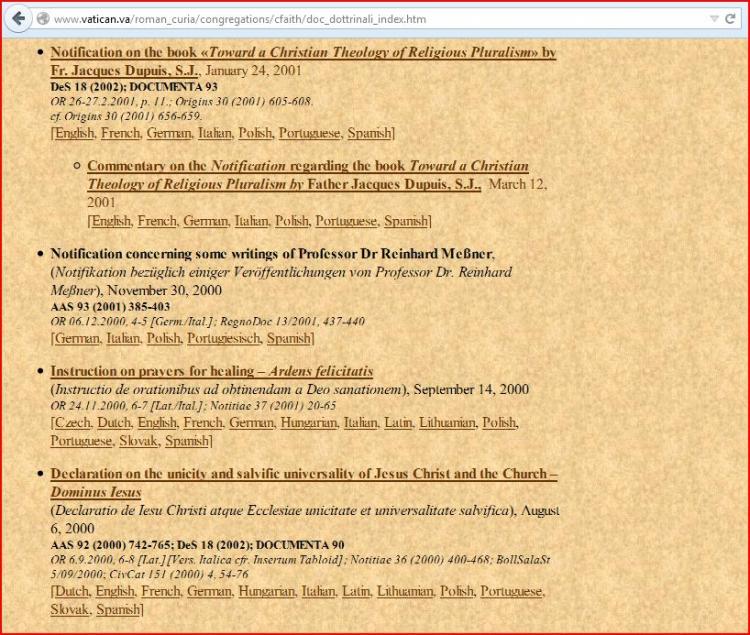 jacques dupuis,pluralisme religieux,oecuménisme,dialogue interreligieux,enzo bianchi,walter kasper,iet,éditions du cerf