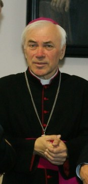 archevêque Karaganda Jan Pawel Lenga