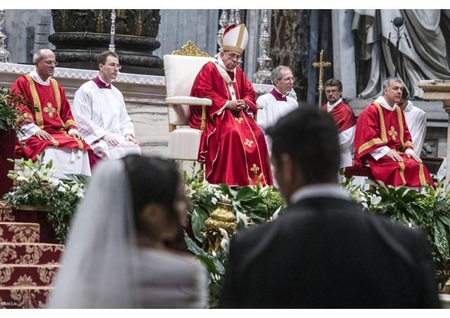 pape françois, mariage, indissolubilité, croix, réconciliation, synode sur la famille, divorce