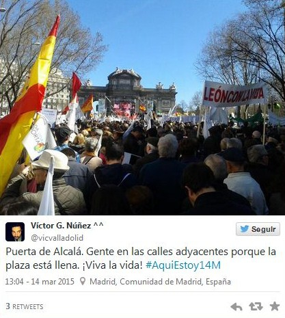 madrid, 2015, cada vida importa, aborto, avortement, espagne