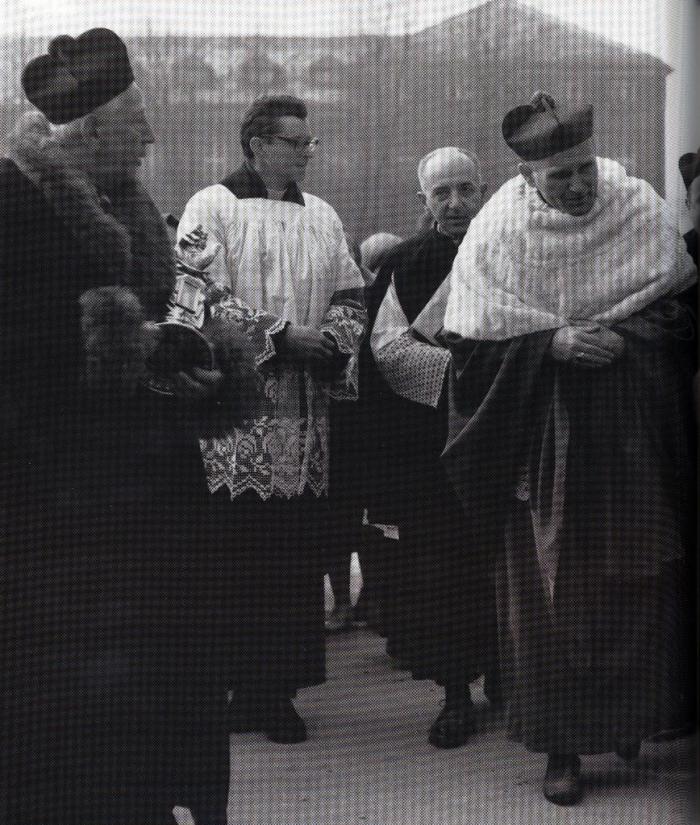 Jean-Paul II, Cardinal Wojtyla, cappa magna