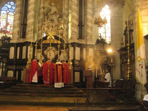 Vatican II, Cardinal Eijk, forme ordinaire, liturgie, grégorien, ad orientem, messe
