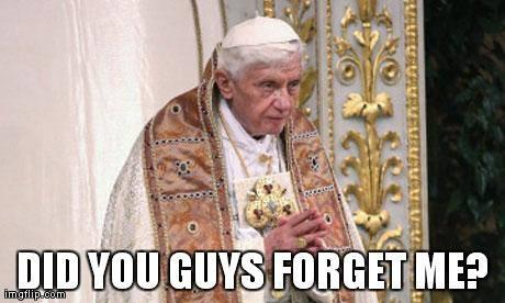 Benoît XVI, réforme, continuité, pape François