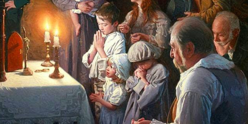 vierge marie, chapelet, dominicains, traductions, adelante la fe,Antonio Royo Marín, salut des âmes