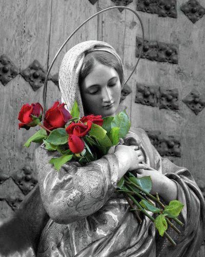 mois de mai, mois de marie,mois de la sainte vierge, providence, prière