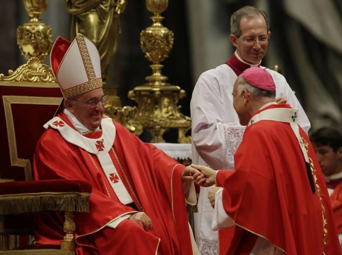 salvatore cordileone, pape françois, archevêque de San Francisco, palium