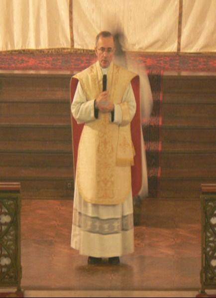 Jean-Pierre Batut, Mgr Batut, évêque, Blois