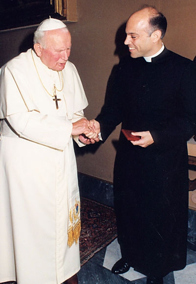 salvatore cordileone, jean-paul ii